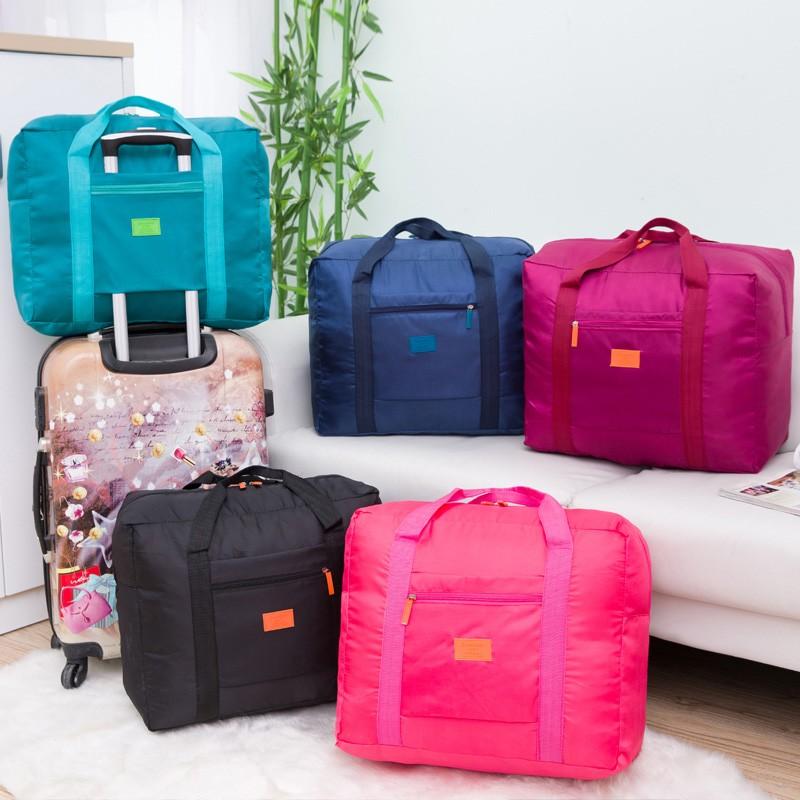 現貨+預購🎀旅行防水 大容量收納袋🎀(Trip Shop 愛旅行)旅遊必備韓國韓版旅行袋可折疊行李包衣物多功能手提袋
