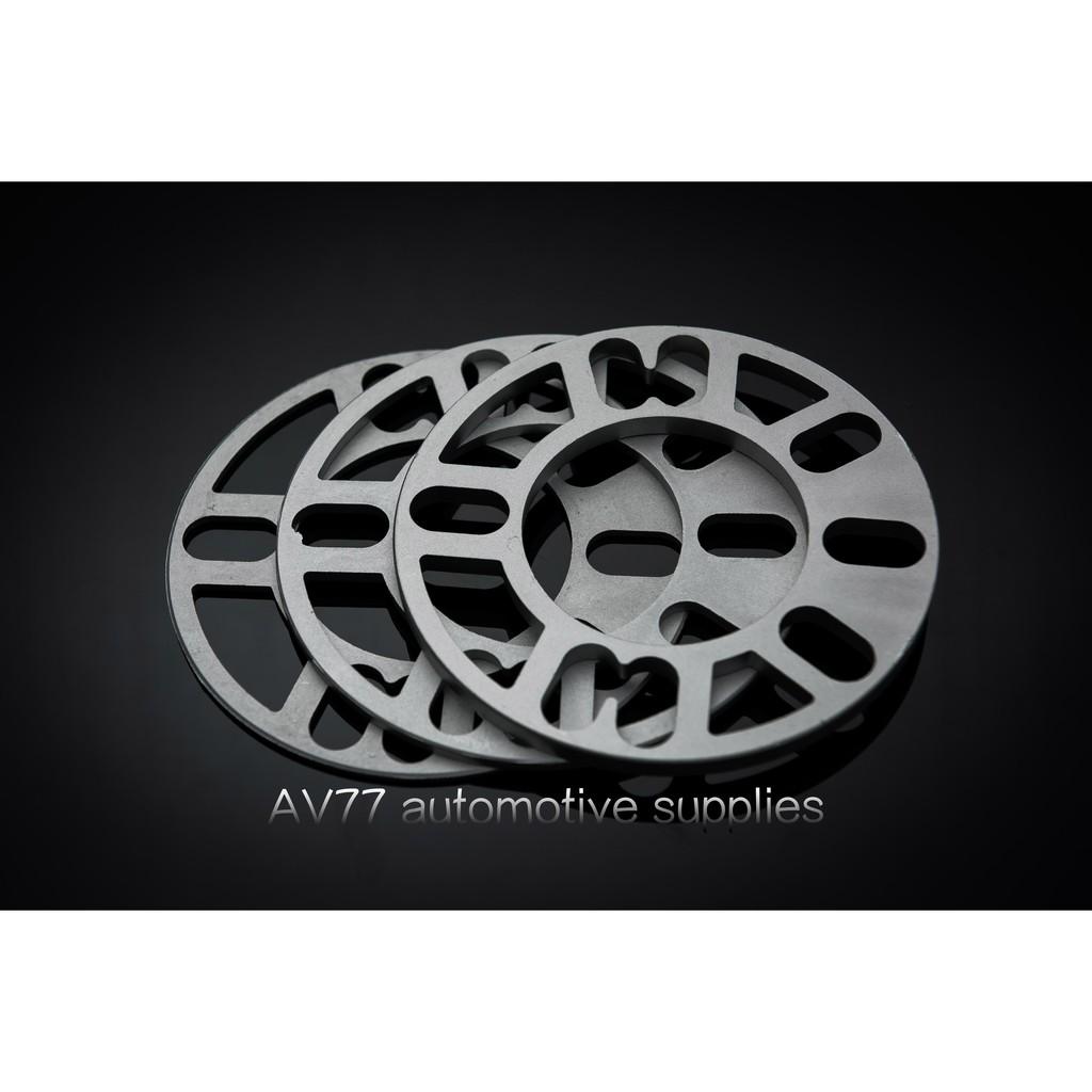 AV77 3 5 8 10 12mm 輪軸墊片輪圈墊片鋁圈墊片輪軸墊片輪距墊片加寬墊片墊寬