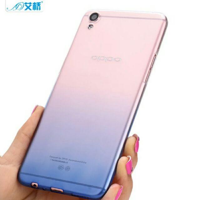 Oppo r9s r9 r9plus r7 r7s r7plus 漸層半透明手機殼 7 1