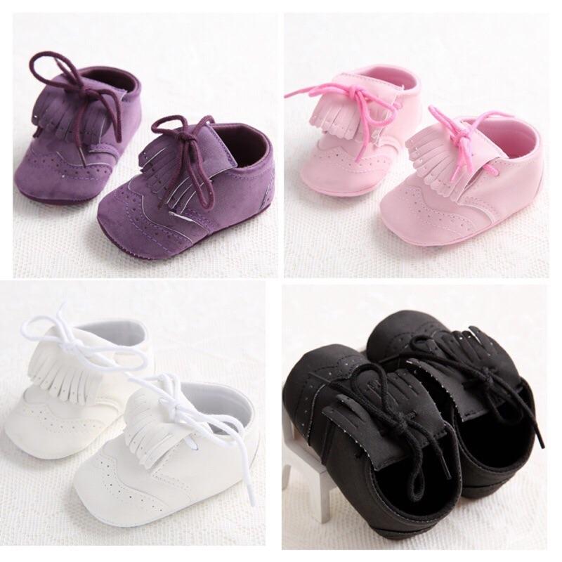 曈曈Baby 款 同步外貿鞋嬰兒鞋軟底鞋流蘇學步鞋