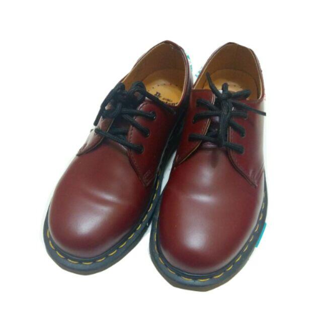 Dr martens 1461 馬丁鞋櫻桃紅