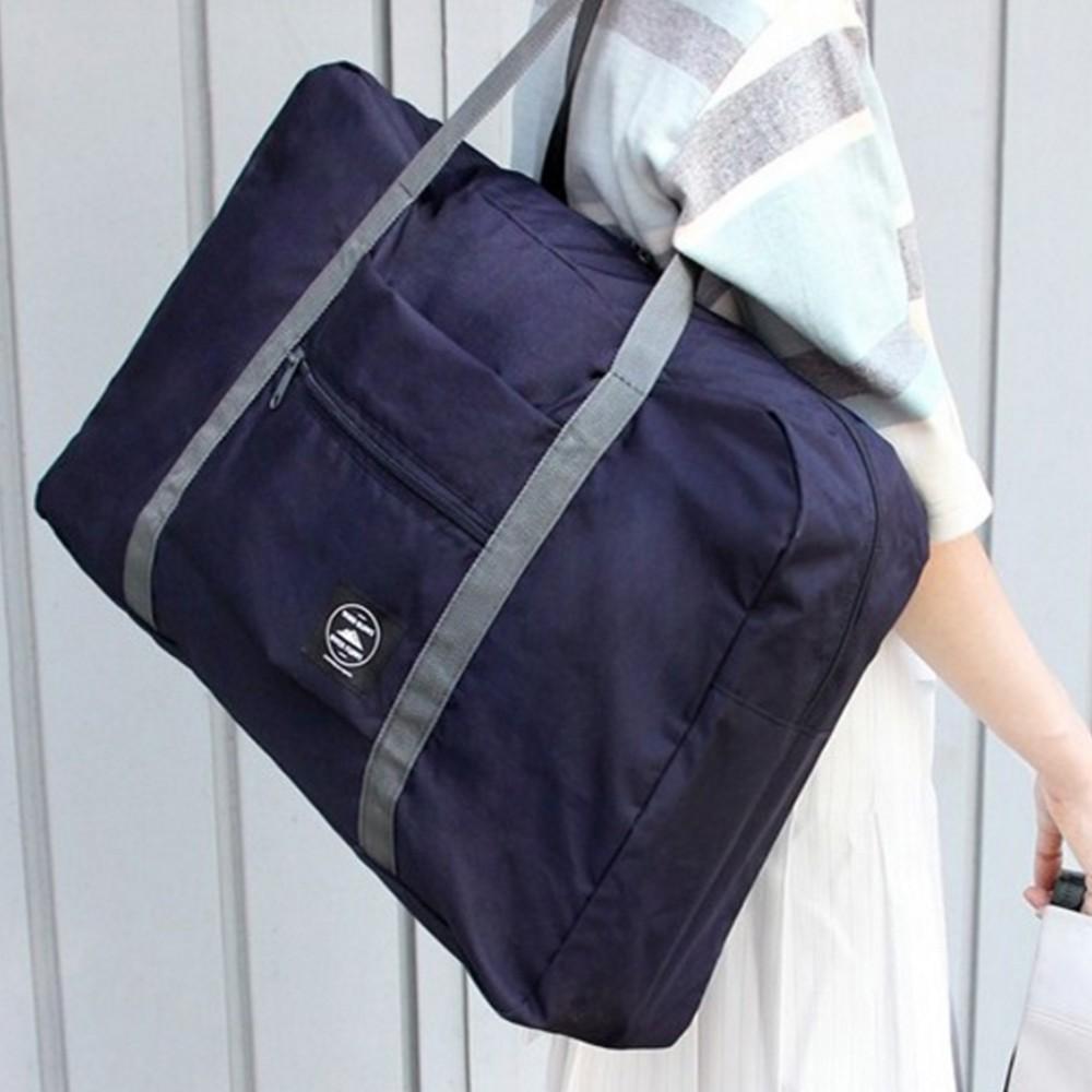 繽紛行李箱外掛式收納袋旅行箱折疊收納袋收納包大容量旅行袋旅遊 、旅行用品
