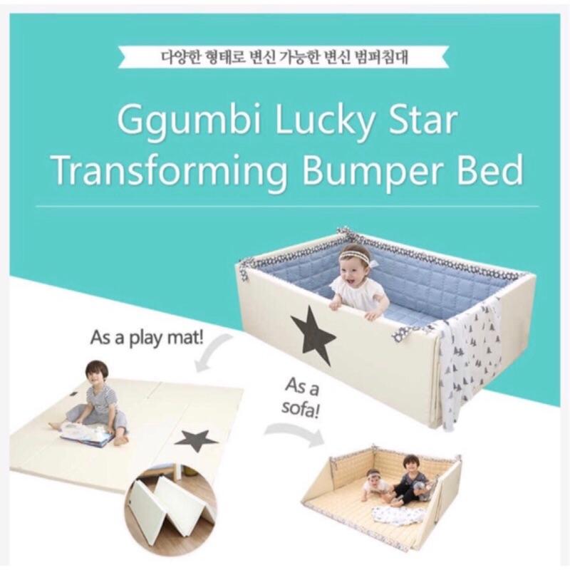 ~ ~韓國Dreamb 遊戲圍欄兒童帳篷爬行遊戲墊沙發床多合一~ 為圖二兒童爬行墊,鋪墊與