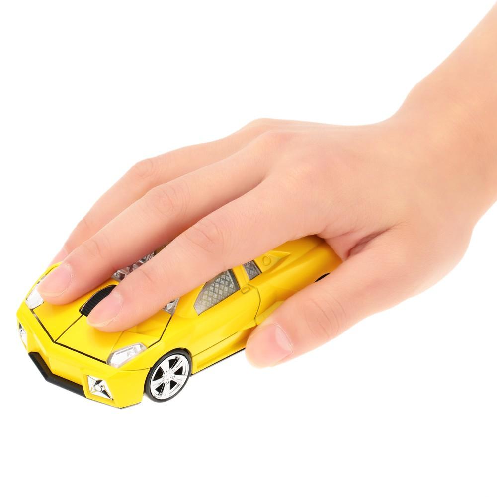 無線兰博基尼1 赛车光學滑鼠