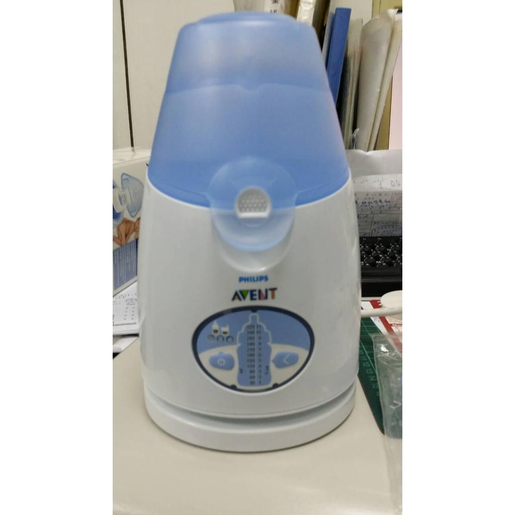 英國Philips AVENT 電子智慧型溫奶器副食品加熱器