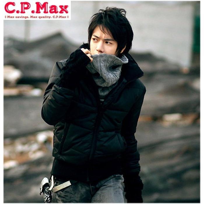 C P Max 修身防風鋪棉外套男外套機車外套防風防寒保暖舒適透氣成衣廠直營高端