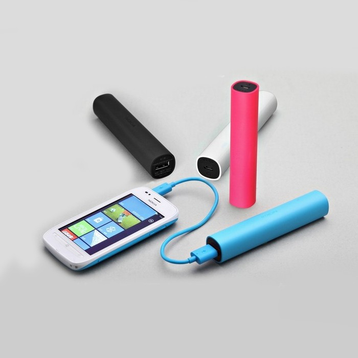 ~ 實拍~ 便攜手機移動電源智慧 大容量迷你充電寶安全沖電小巧超薄