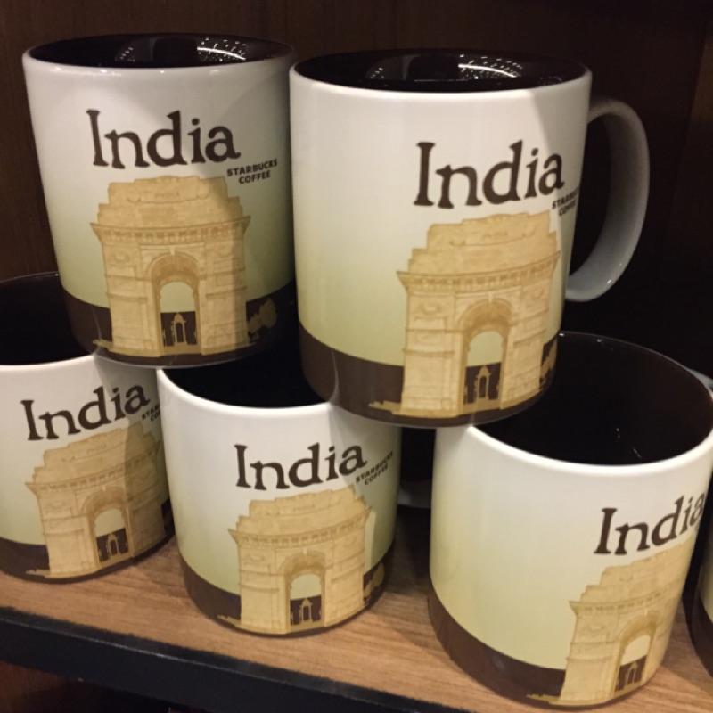 星巴克印度城市杯