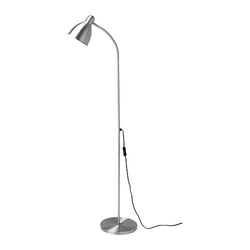 LERSTA 落地燈閱讀燈檯燈書桌燈工作燈沙發燈照明燈鋁質LED 燈泡E27 400 流明