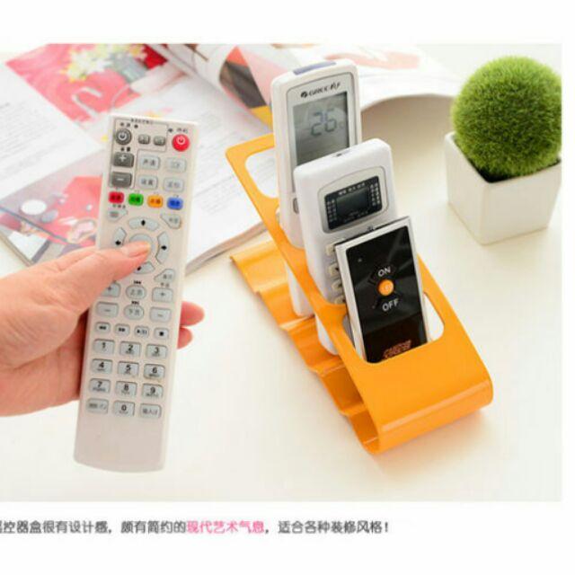 鐵藝茶幾客廳遙控器收納盒家居桌面整桌上理置物架