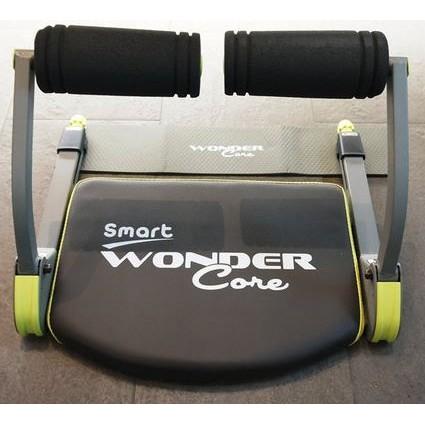 最後下殺送贈品↘DOWN ↘Wonder Core Smart 全能塑體健身機 送初進階教