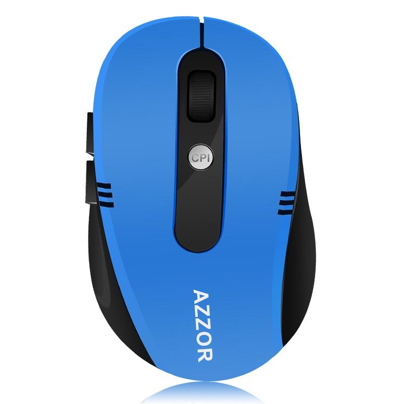 卡佐S5 充電鼠標自帶可充電無線鼠標靜音無聲鋰電池省電無線