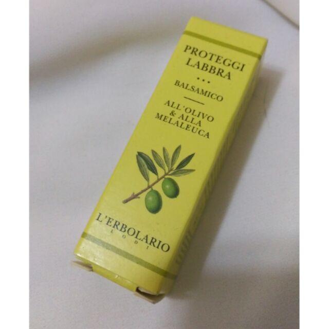 L ERBOLARIO 蕾莉歐橄欖滋潤護唇膏