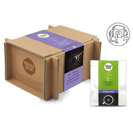 BeanDoe 8號淺焙濾掛咖啡10 包入