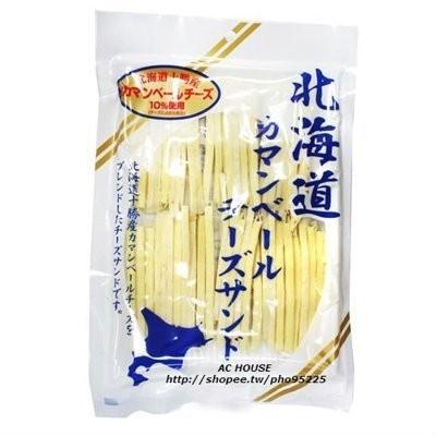 北海道鱈魚起司條130g 珍味