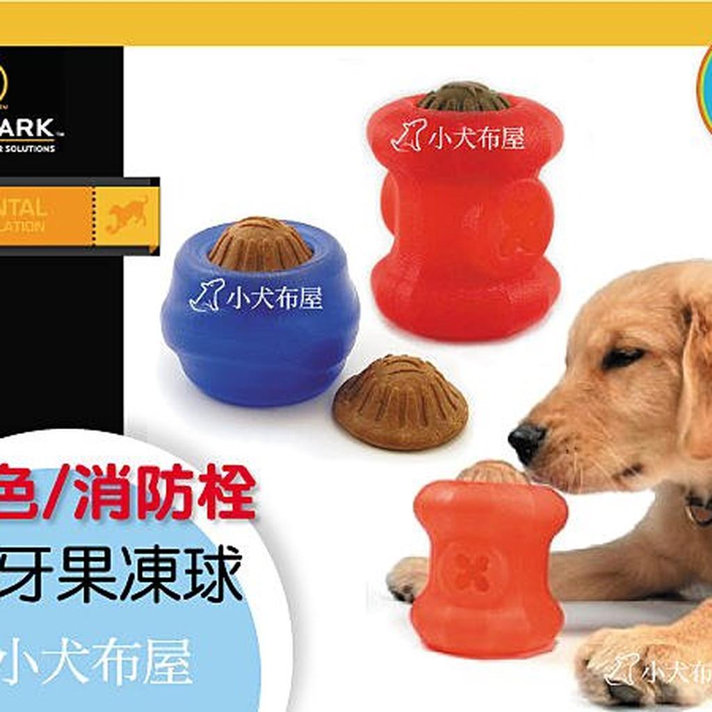 ~美國星記STARMARK ~磨牙餅限定~磨牙果凍球消防栓 L ~耐用易清洗