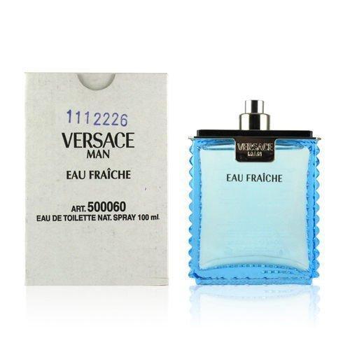 Versace MAN Eau Fraiche 凡賽斯雲淡風輕男性淡香水100ML TES