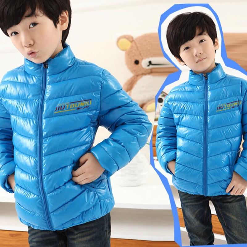 回購款免 糖果色兒童棉衣棉服保暖大男童女童外套