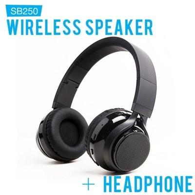 美國聲霸SoundBot SB250 藍牙耳機無線喇叭藍芽喇叭藍牙喇叭sony 納爾莎jv