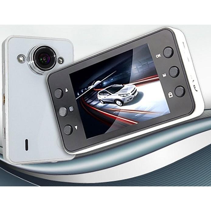 高階版本K6000 行車紀錄器Full HD 1080P 夜間車牌超清晰不漏秒140 度廣