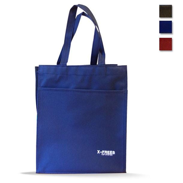 X FREES 大容量中長型補習袋可肩背A4 文件 袋手提袋手提包環保袋野餐露營萬用防水