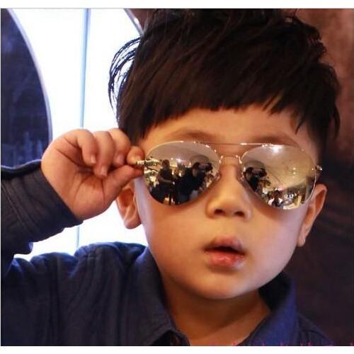 太陽鏡小孩2017 圓臉眼鏡韓國女童寶寶 墨鏡兒童蛤蟆鏡男童