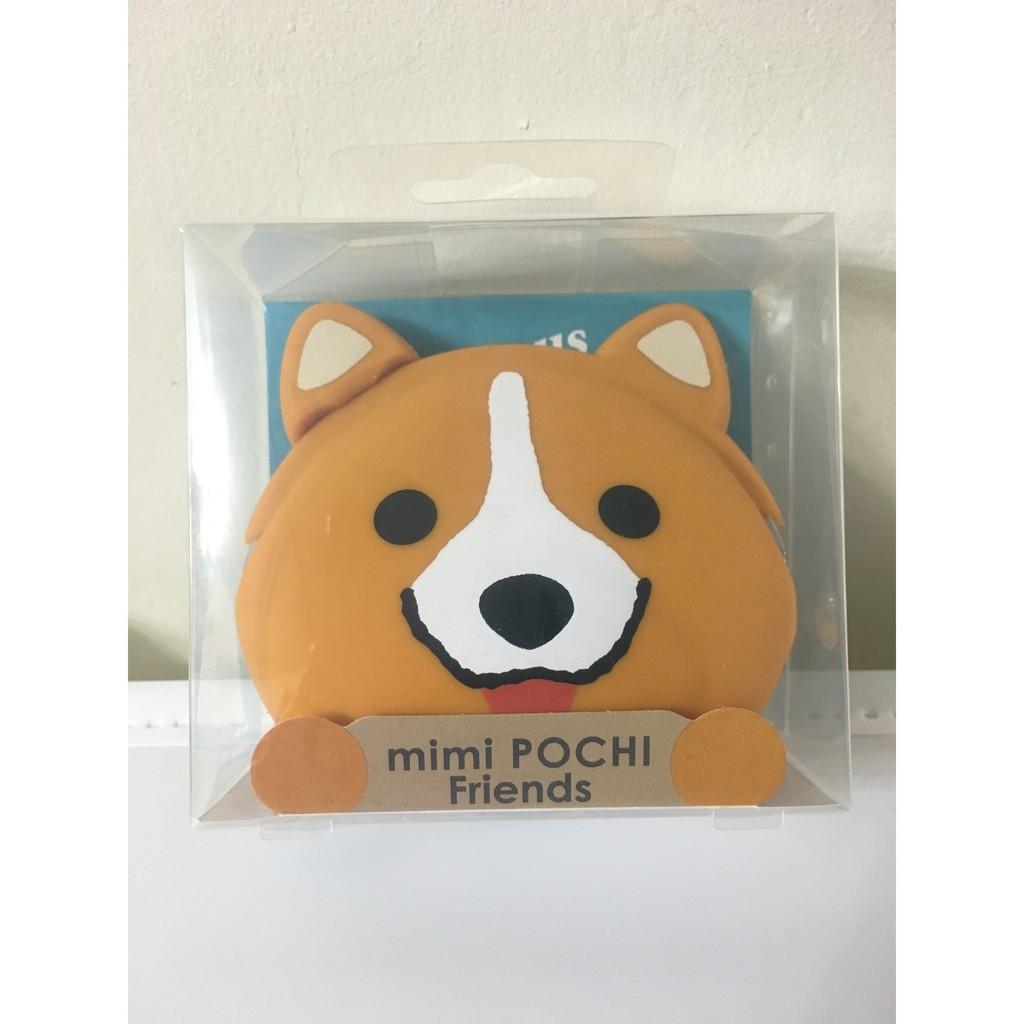 Mimi POCHI Friends 耳扣零錢包秋田 400 , 359