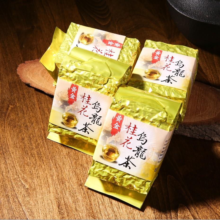 ~好茶就是好喝~桂花烏龍茶葉✓甘甜順口✓潤滑醇厚✓新鮮上市✓