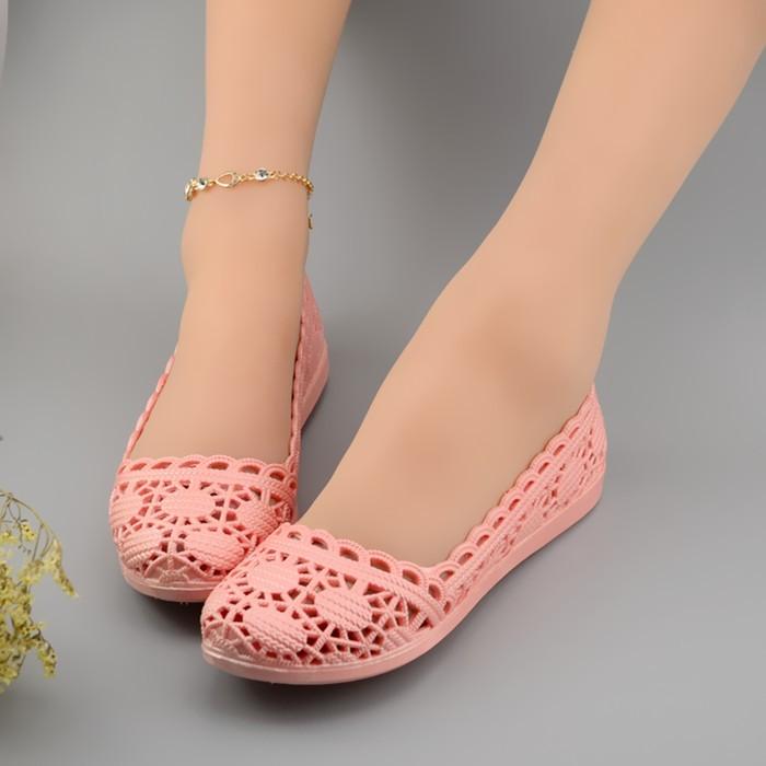 涼鞋女 護士鞋白色塑膠小白鞋鳥巢洞洞鞋媽媽鞋孕婦鞋工作鞋松糕鞋帆布鞋網球鞋內增高鞋旅遊鞋跑