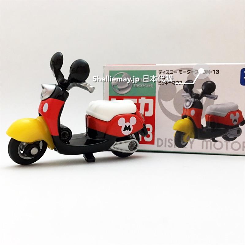 迪士尼TOMICA 多美小汽車米 托車款~貓咪姐妹 ~