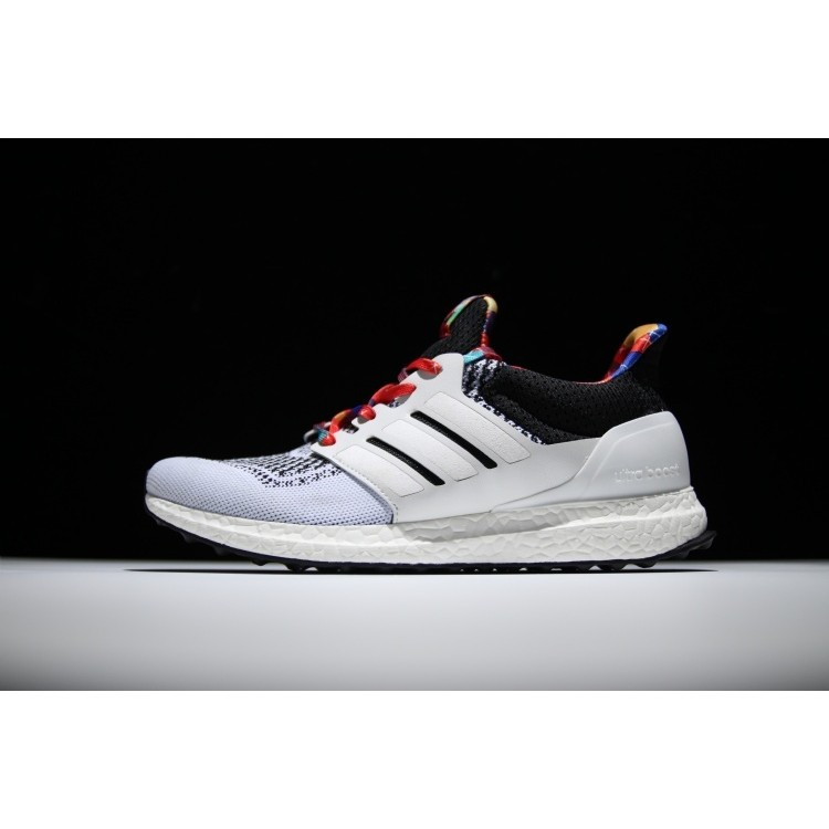 Adidas Ultra Boost S E P 飛線編織 舒適爆米花慢跑鞋男鞋繽紛彩色A