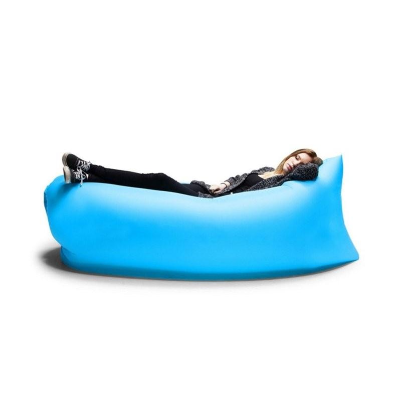 ~空氣沙發袋~懶人沙發單人充氣沙發床充氣床沙灘懶人躺椅充氣床睡袋非Lamzac INTEX
