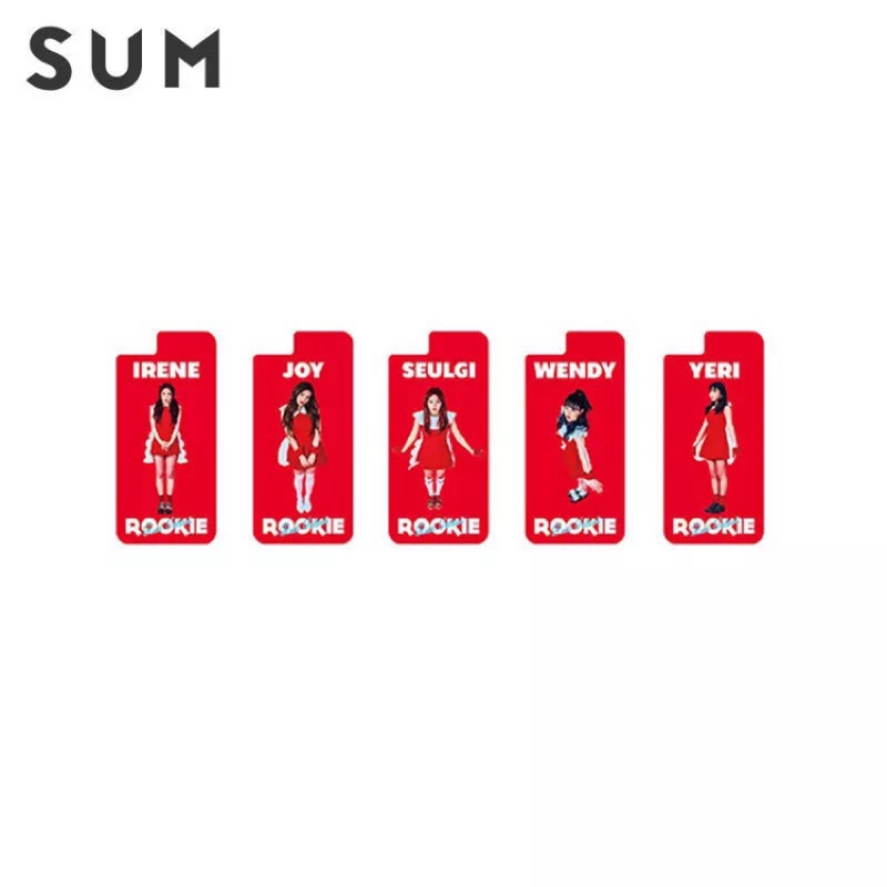 [ ]~SUM ~Red Velvet Rookie 手機背貼膜Irene Seulgi