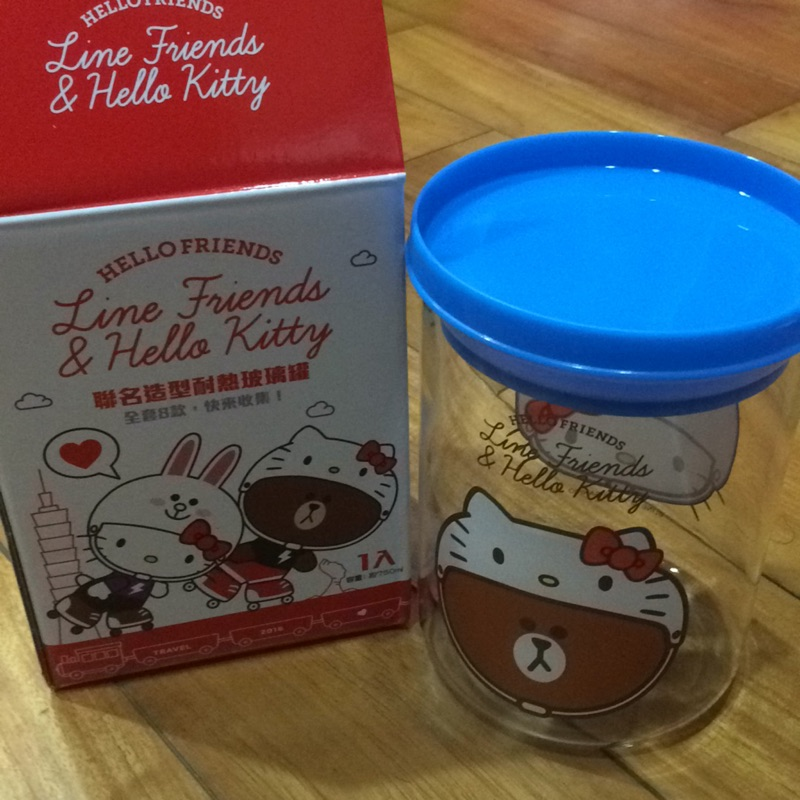 7 11 LINE FRIENDS x Hello Kitty 聯名 ~限定收藏!!