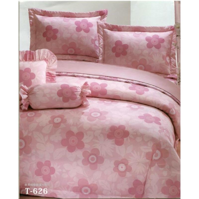 100 MIT 精梳棉床罩床包被單兩用被涼被