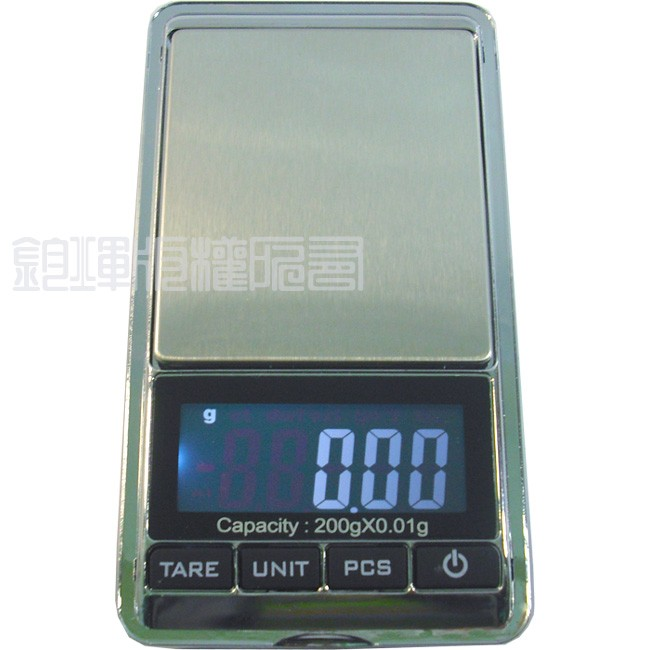 精密電子秤200g 0 01g 冷光秤7 種單位可切換磅秤珠寶秤迷你秤精密秤藥品秤微量秤~