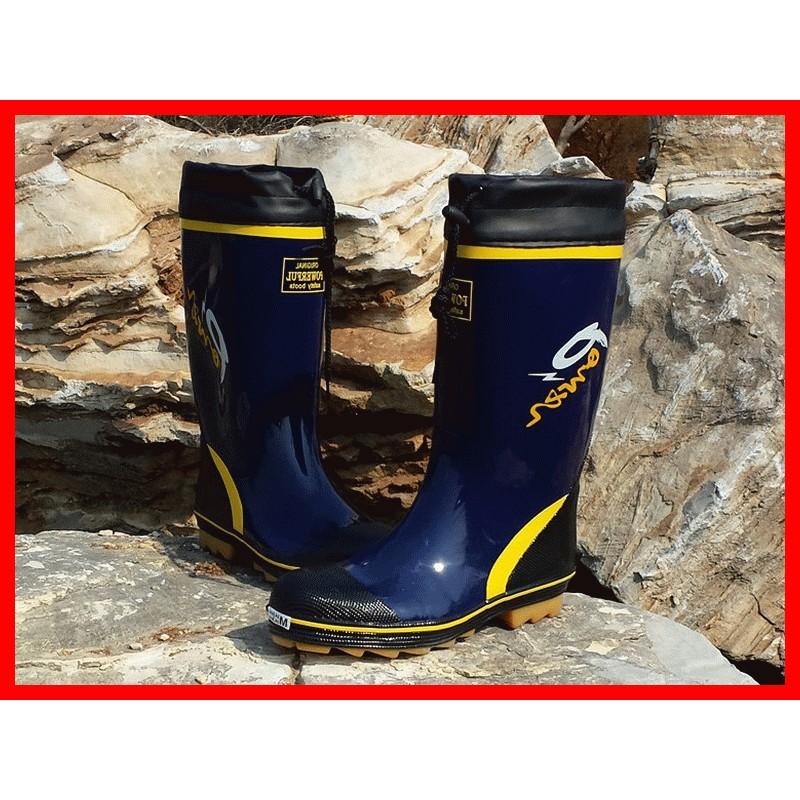 廠商 外銷長筒鋼頭防砸雨鞋長筒雨鞋防滑雨鞋釣魚雨鞋雨靴安全雨鞋41 46 碼