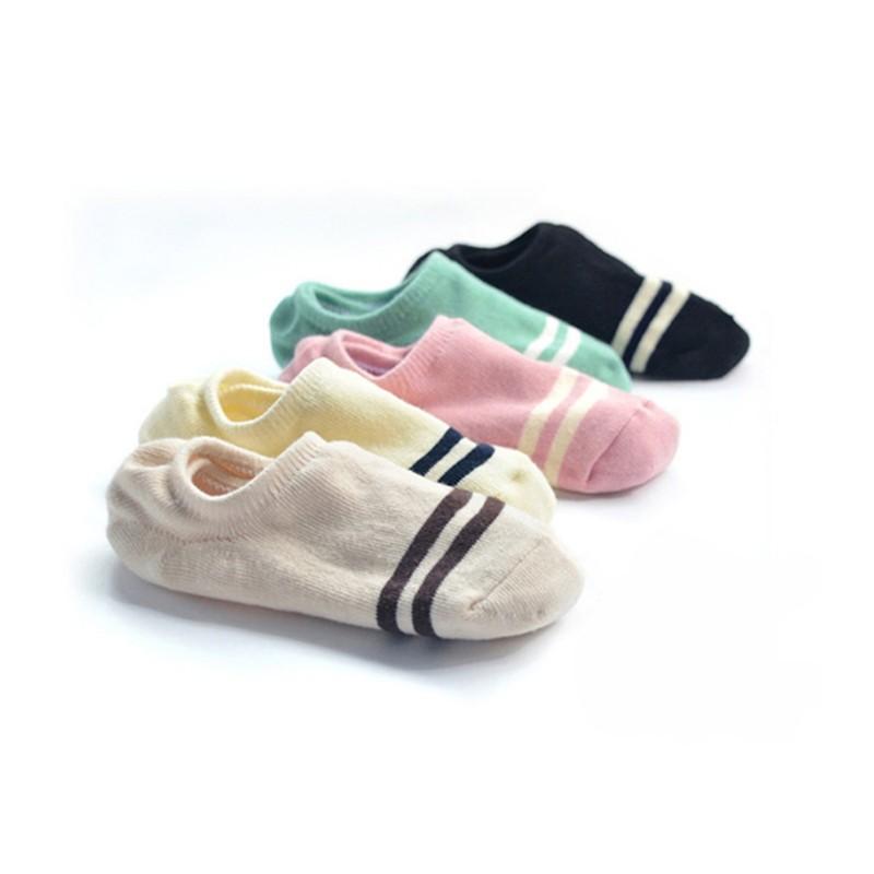 5 雙只要120 元 日 條紋棉質防臭船襪短襪隱形襪 襪子女