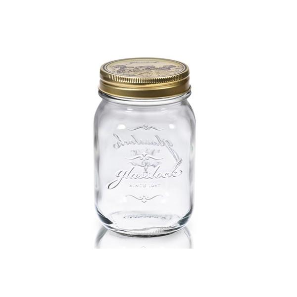 2059 居家館_Glasslock 韓國 玻璃密封罐沙拉罐梅森瓶 果醬瓶咖啡豆罐調味罐玻