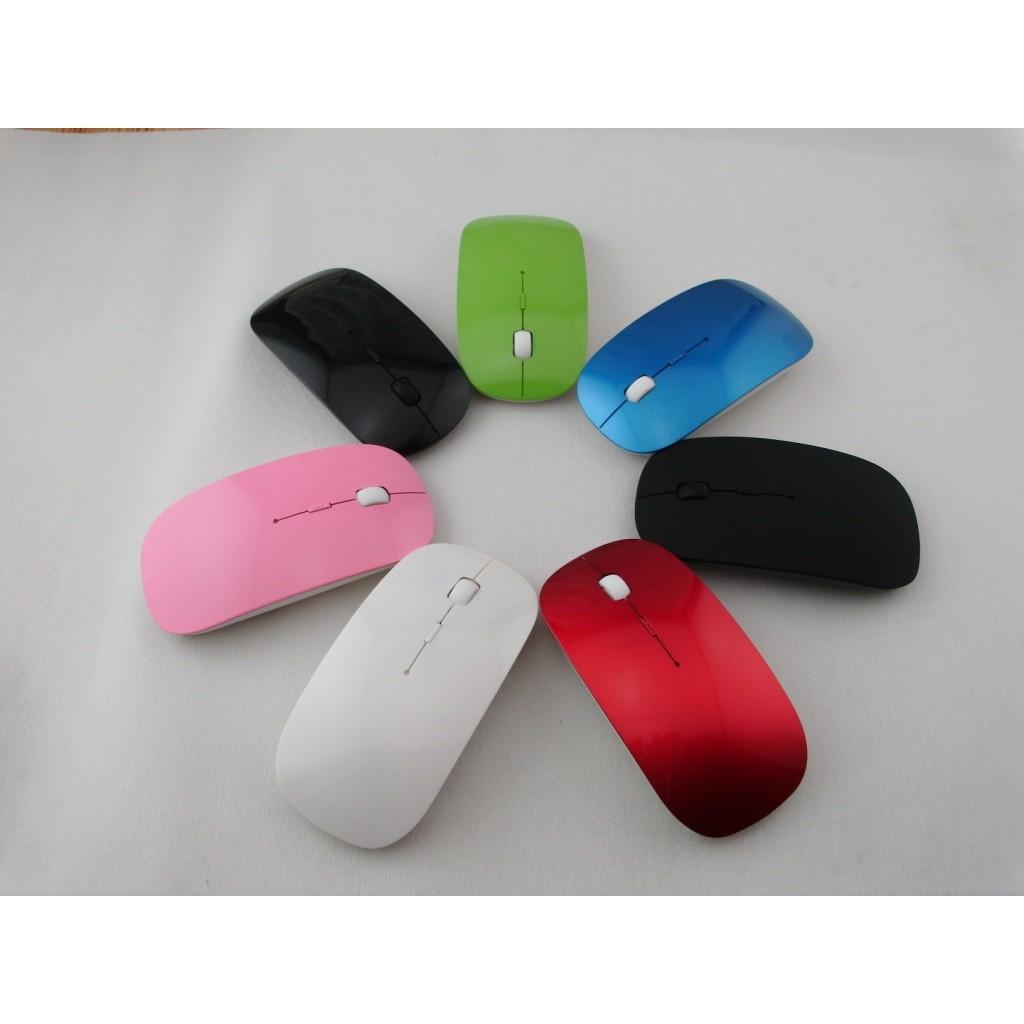 2 4G 超薄無線鼠標休閒辦公遊戲鼠標