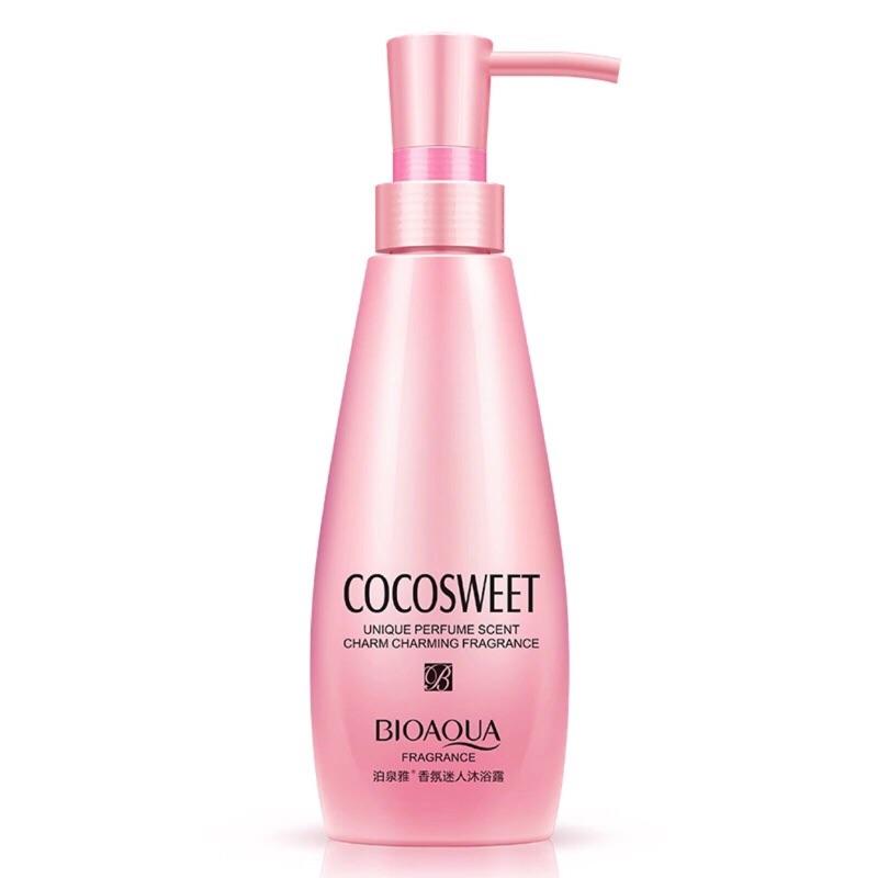 ⚜️ 不用等⚜️年終慶大 正品coco 香水沐浴乳香氣芬芳香味遲久