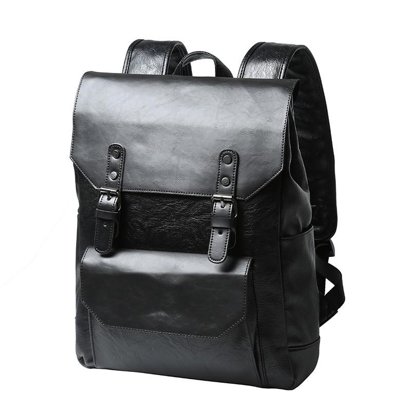 原創男士雙肩戶外旅遊容量旅行包書包休閒中學學生女士背包大