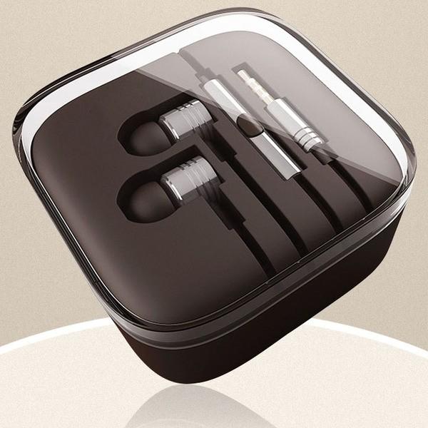 彩色活塞金屬耳機iPhone 安卓相容