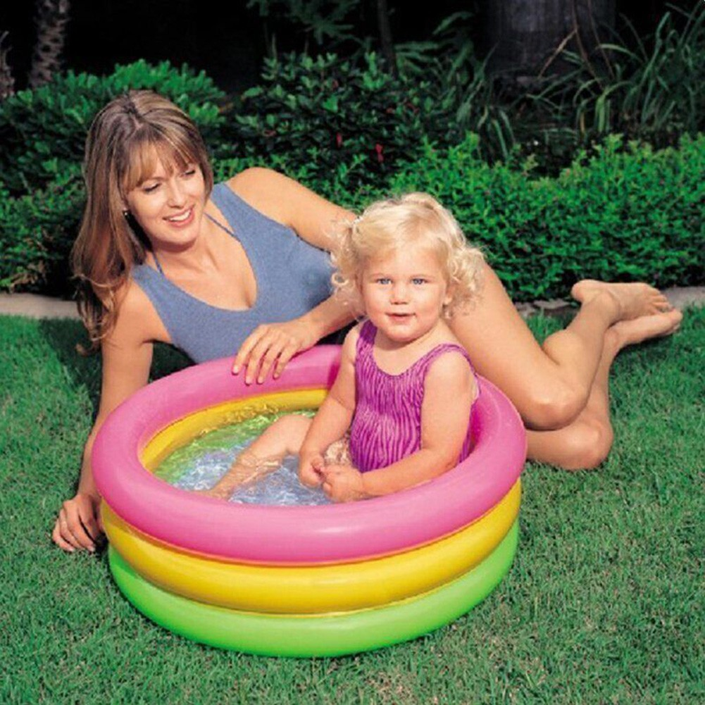 Leegoal 充氣嬰兒游泳池
