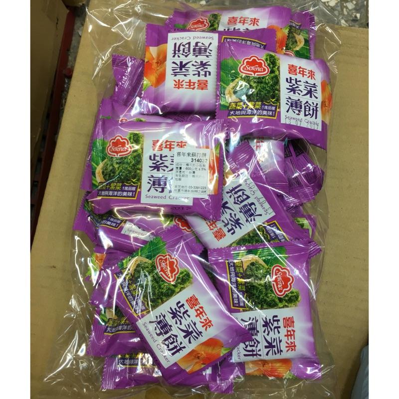 喜年來紫菜薄餅