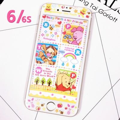 4 7 ❤️iphone7 iphone6 ❤️Disney 迪士尼小熊維尼皮杰豬不碎邊軟