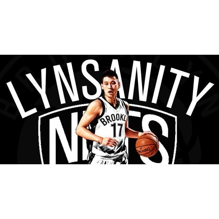 速寄一套4 色4 條NBA 球星籃網隊Jeremy Lin 林書豪籃球 能量矽膠手環