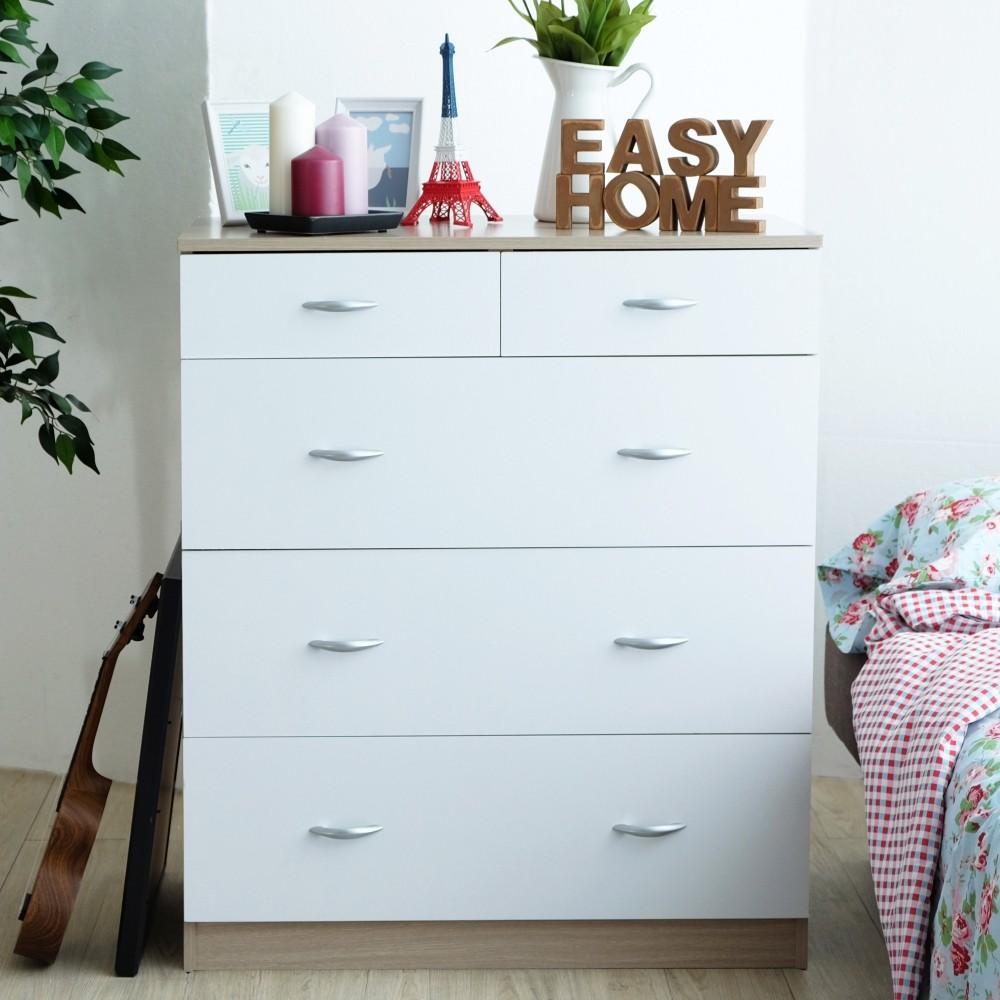 茉莉貓櫥櫃2 6 尺二小三大抽斗櫃