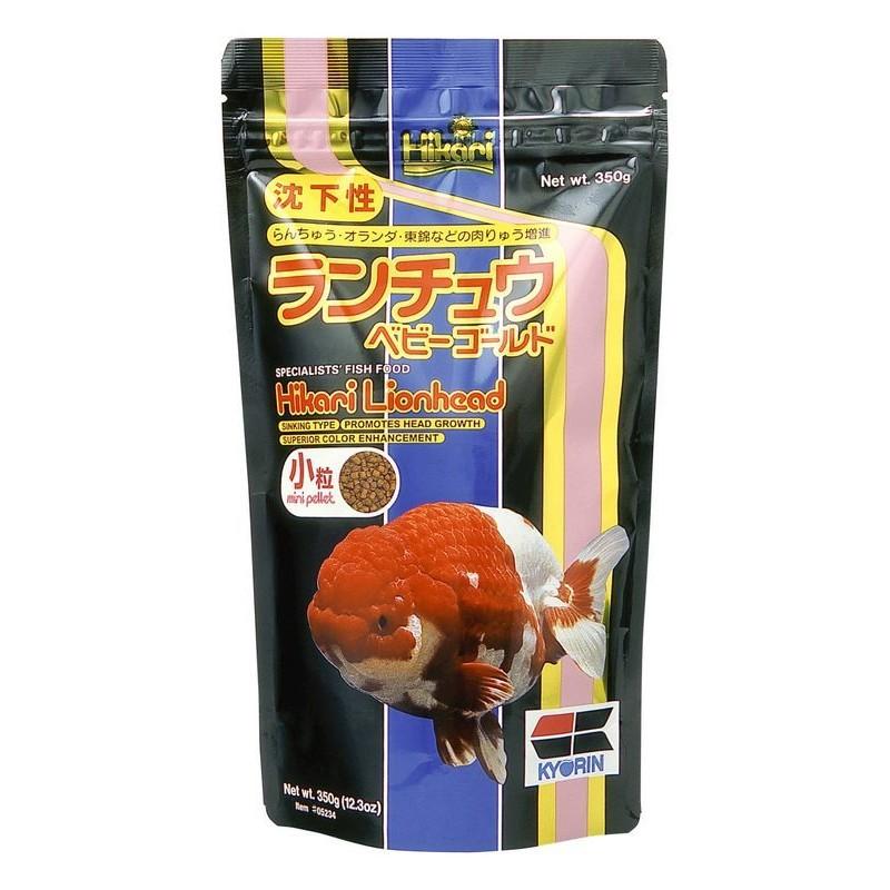 蝦兵蟹將~ Hikari 高夠力~NO 05234 金魚壽星 營養飼料~350g 包~金魚
