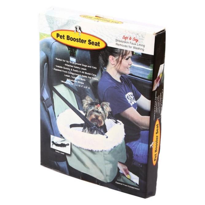 哩扣TV 暢銷產品 汽車車載寵物籃貓狗寵物籃 車載寵物窩pet booster seat